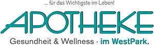 Logo der Apotheke im Westpark