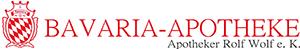 Logo der Bavaria-Apotheke