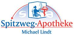 Logo der Spitzweg-Apotheke Autoschalter DRIVE IN