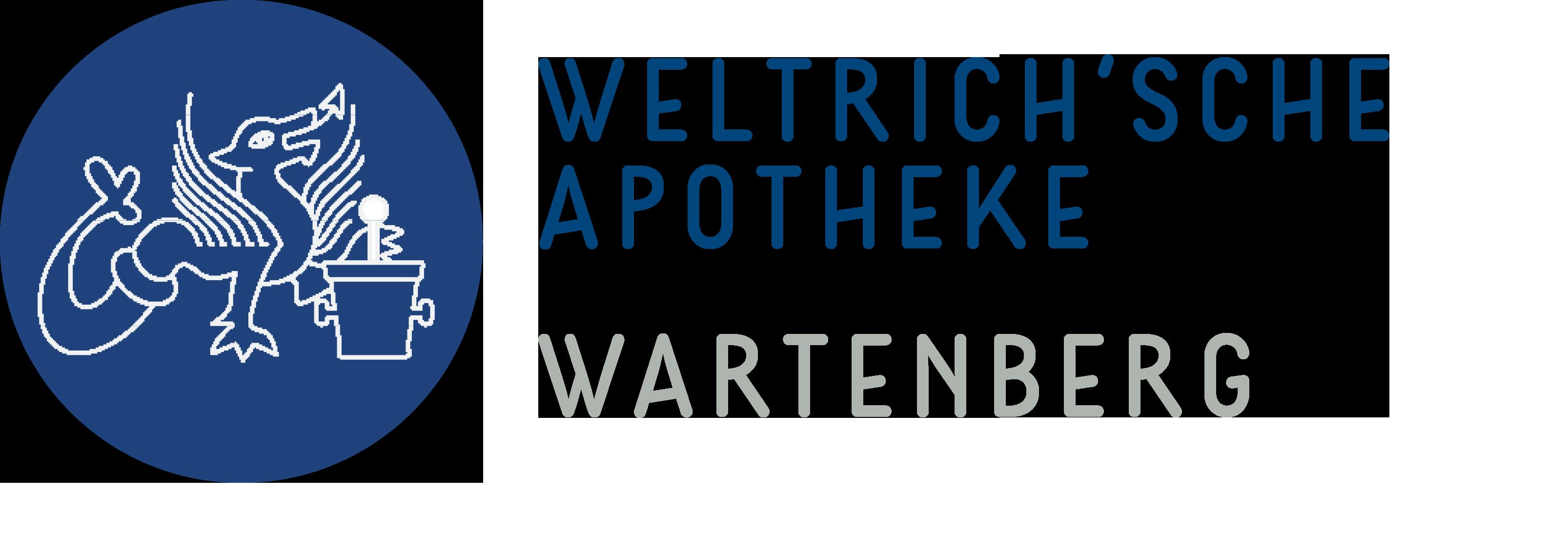 Logo der Weltrich'sche Apotheke