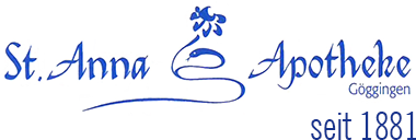 Logo der St. Anna Apotheke Göggingen e.K.