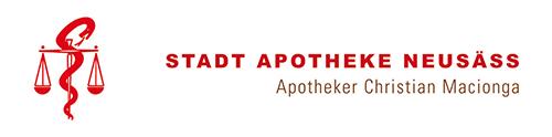 Logo der Stadt-Apotheke-Neusäß