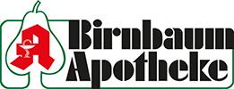 Logo der Birnbaum-Apotheke