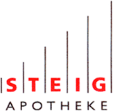 Logo der Steig-Apotheke