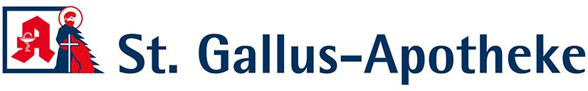 Logo der St. Gallus-Apotheke