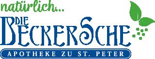 Logo der Beckersche-Apotheke