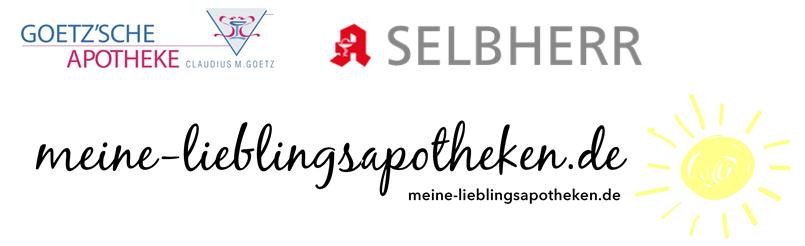 Logo der Goetz'sche Apotheke