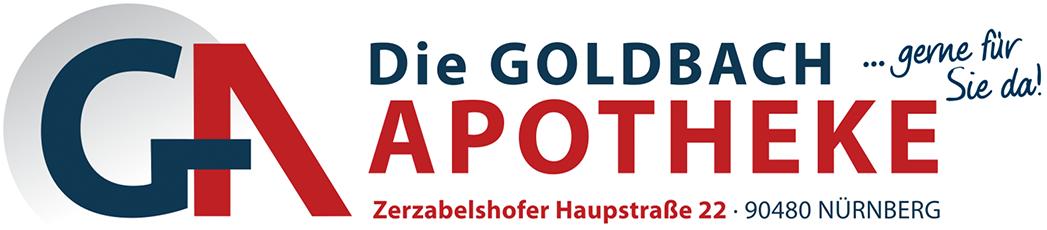 Logo der Goldbach-Apotheke Zabo