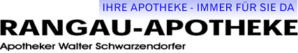 Logo der Rangau-Apotheke