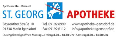 Logo der St. Georg-Apotheke