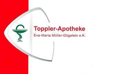 Logo der Toppler-Apotheke