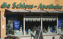 Logo der die Schloss-Apotheke
