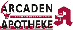 Logo der Arcaden Apotheke