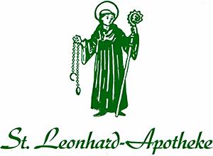 Logo der St. Leonhard Apotheke