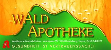 Logo der Wald-Apotheke