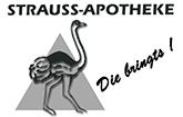 Logo der Strauss-Apotheke Schönwald
