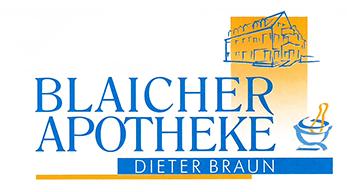 Logo der Blaicher-Apotheke e.K.