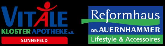 Logo der VITALE KLOSTER APOTHEKE e.K.