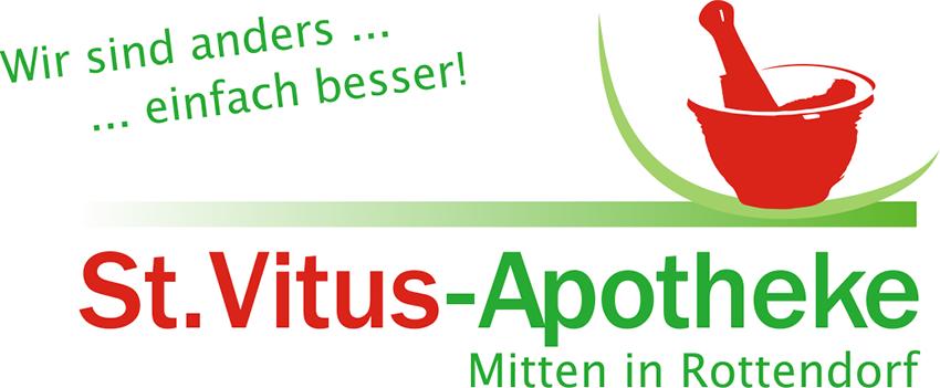 Logo der St.Vitus-Apotheke