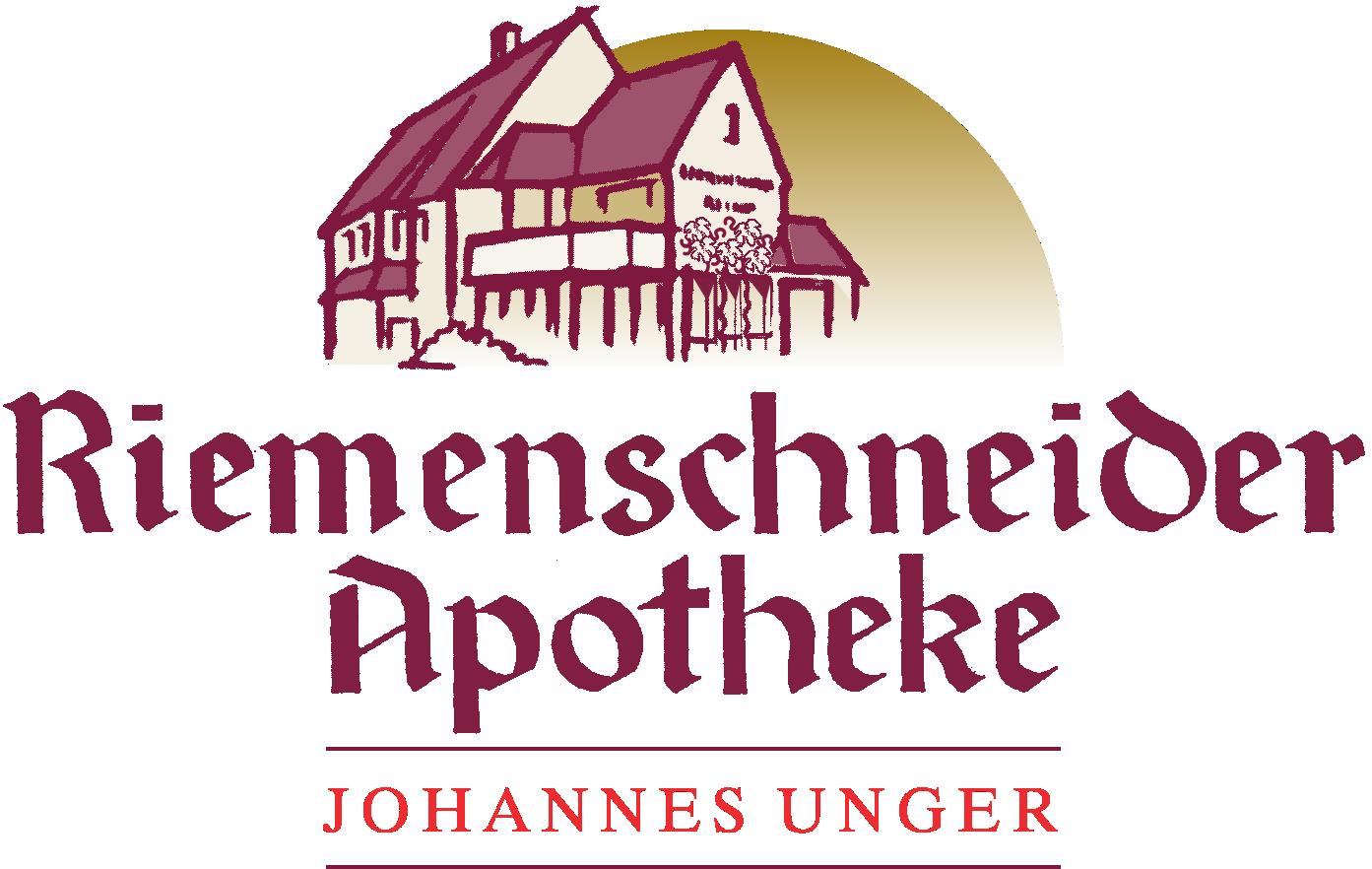 Logo der Riemenschneider-Apotheke