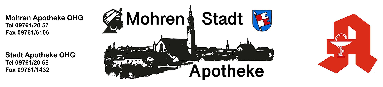 Logo der Mohren Apotheke Gerhard und Michael Weigand OHG