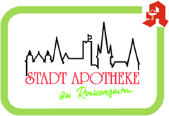 Logo der Stadt Apotheke