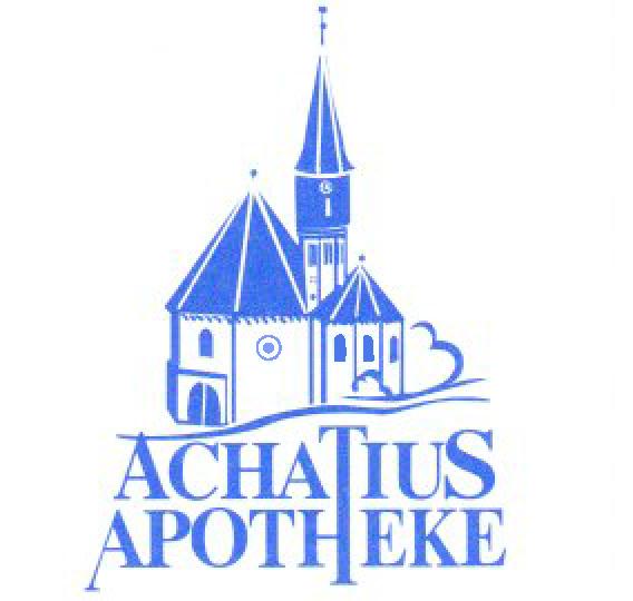 Logo der Achatius-Apotheke