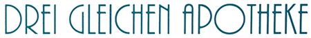 Logo der Drei Gleichen-Apotheke