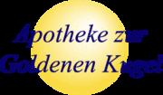 Apotheke zur Goldenen Kugel Berlin Logo