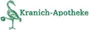Kranich-Apotheke Göttingen Logo