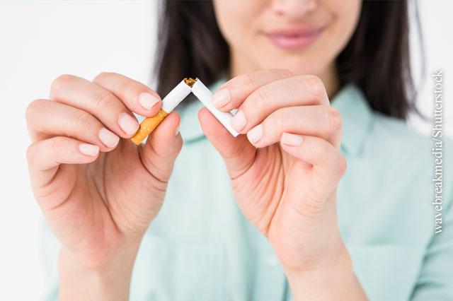 2018 mit dem Rauchen aufhören