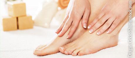 Fußpflege leicht gemacht