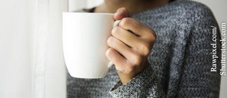 Kaffee verlängert Leben
