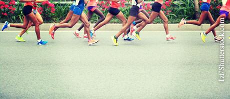 Schmerzmittel im Freizeitsport