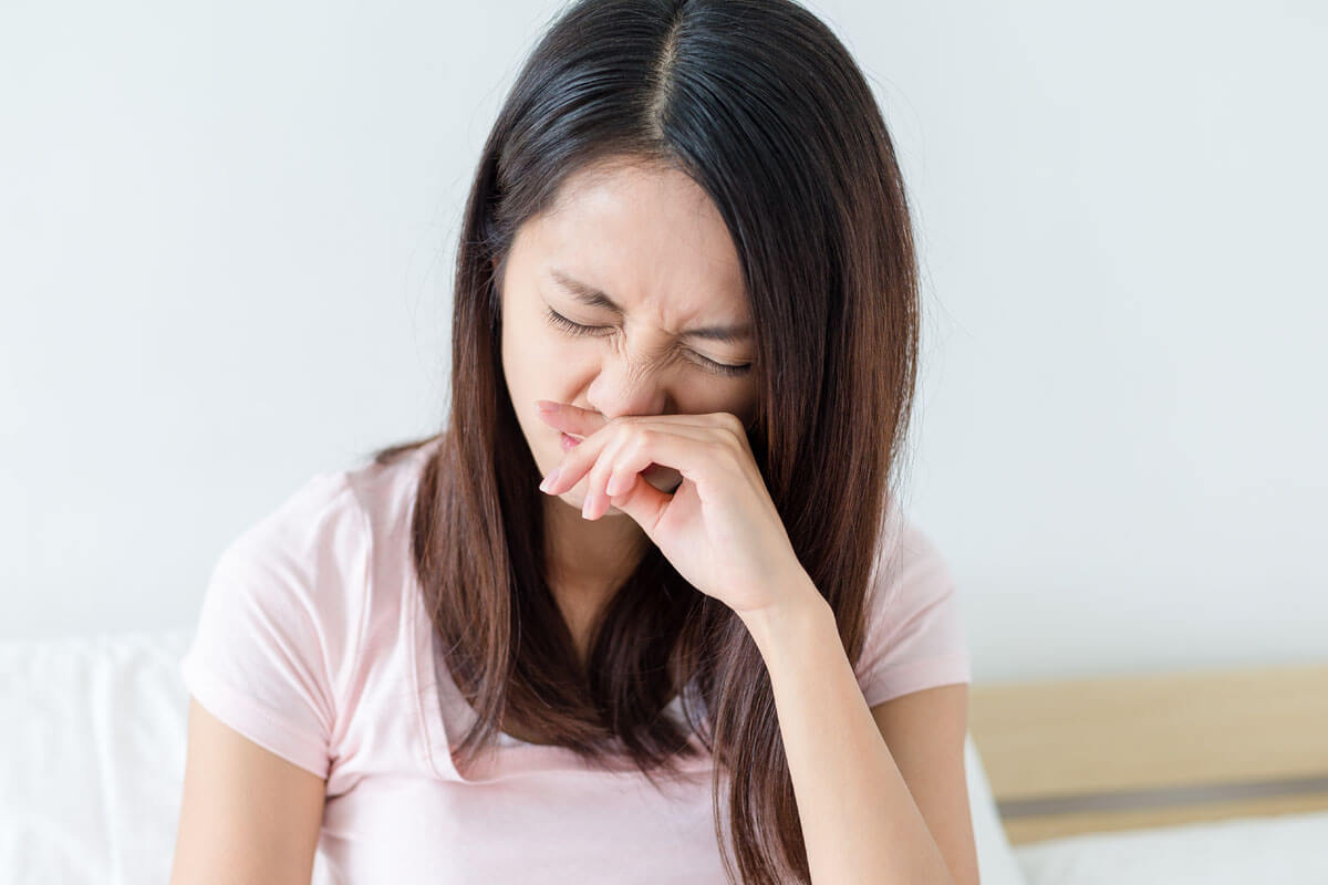 Allergie-Schnupfen ohne Allergen