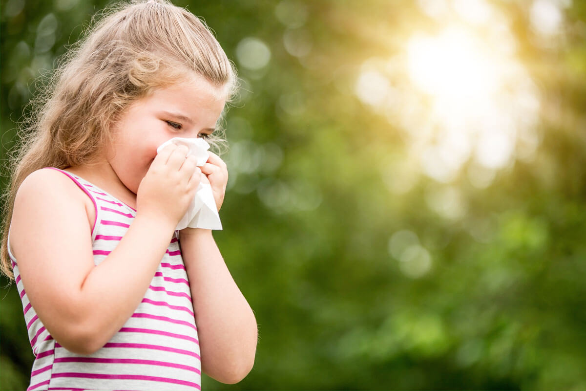 Allergie oder Erkältung?