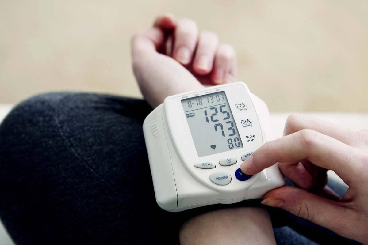 Blutdruck messen - aber richtig!