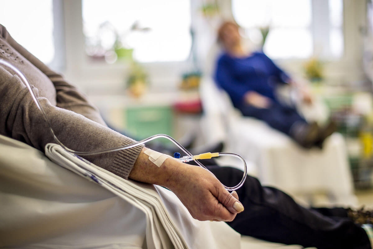 Corona-Infos für Krebspatienten