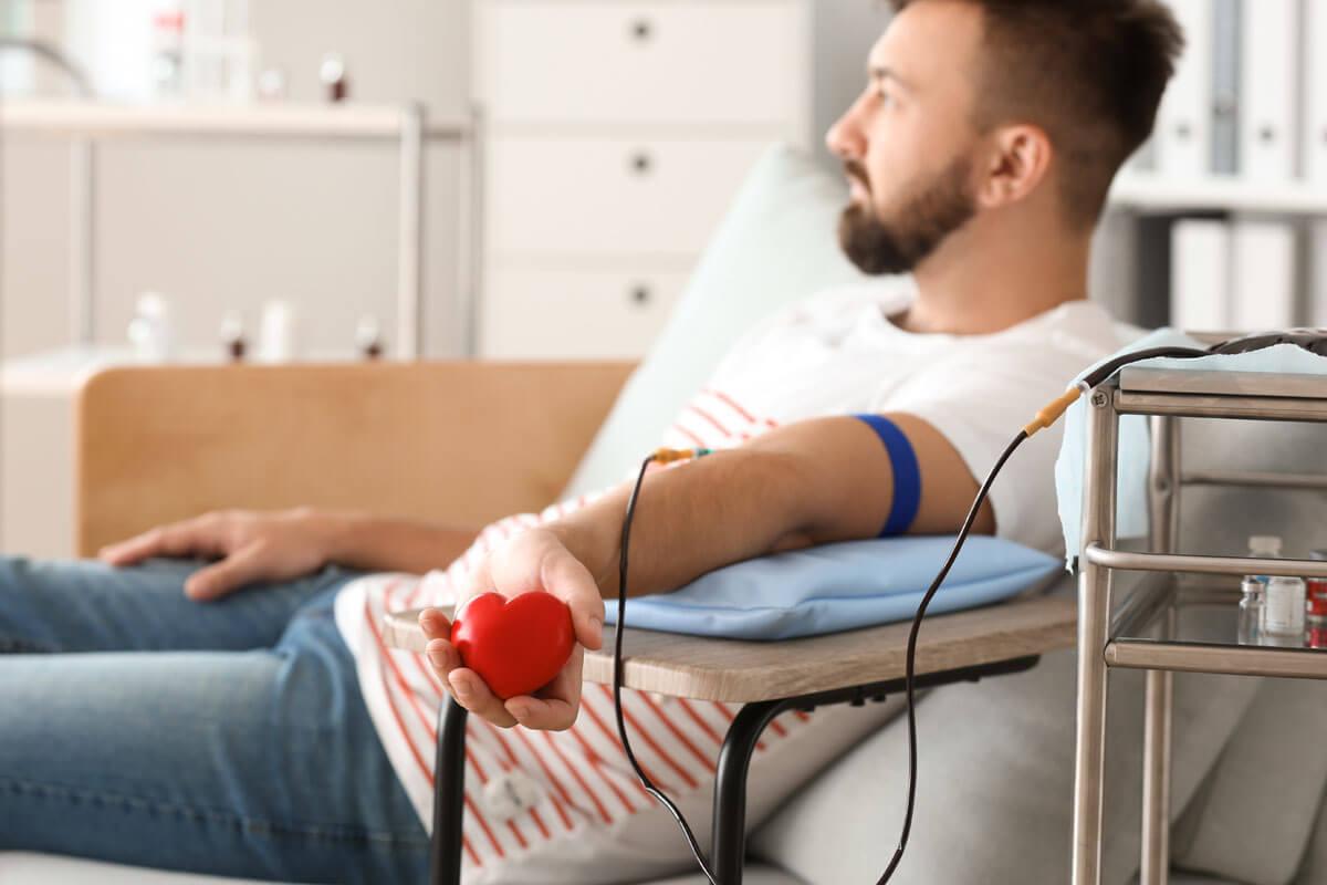 Covid-19 mit Blutplasma heilen?