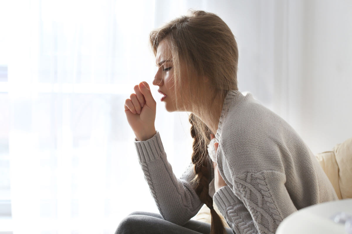 Dicke setzen Grippeviren länger frei