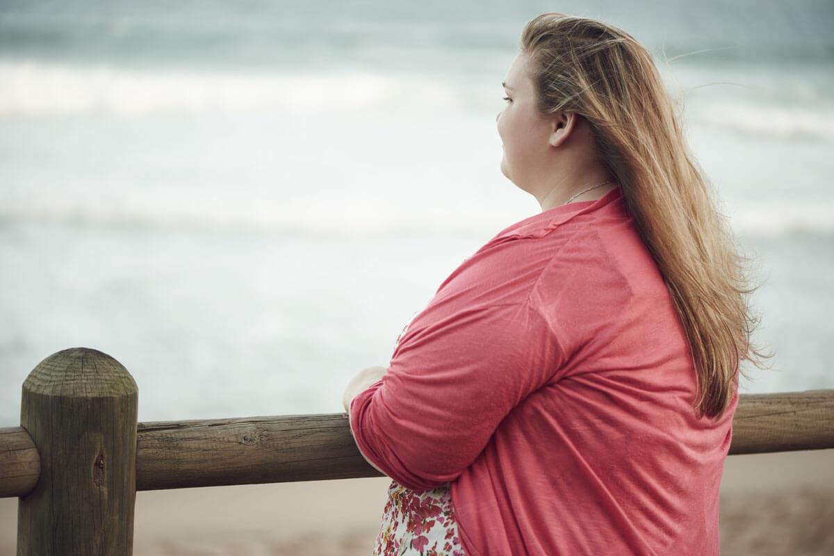 Übergewichtige vererben Sucht