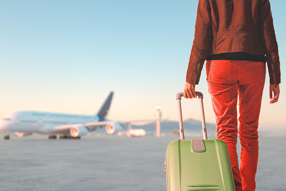 Flugreise trotz Herzerkrankung