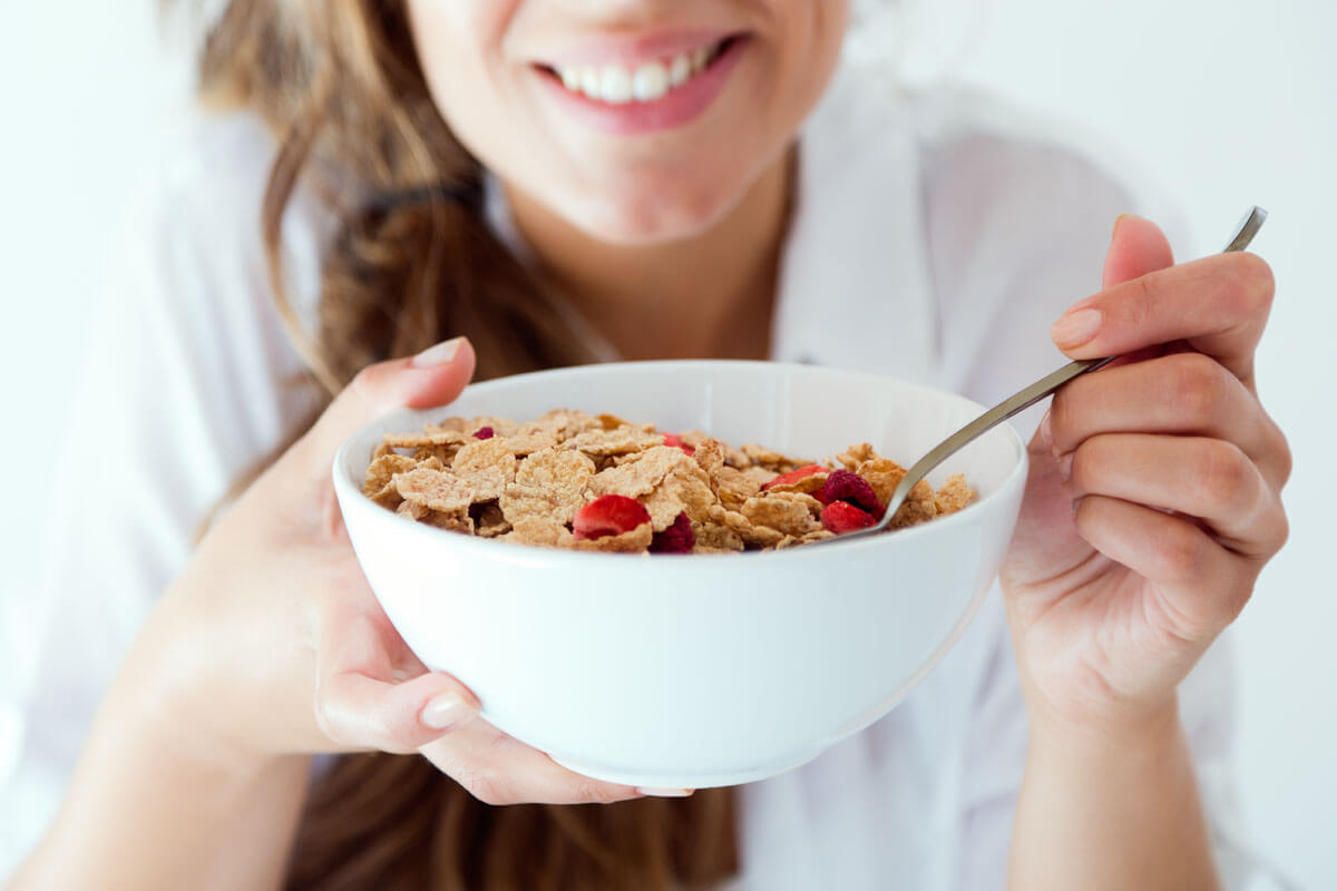 Frühstück verbraucht mehr Kalorien