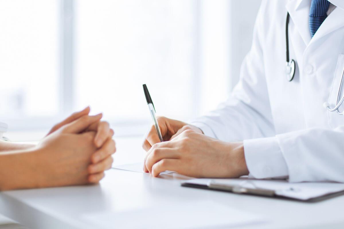 Gut vorbereitet ins Arztgespräch