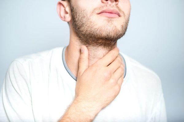 Rauchen aufgehort schmerzen im hals