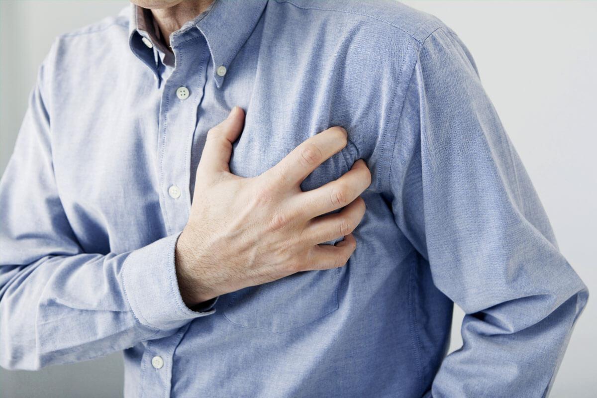 Herzinfarkt gut überstehen
