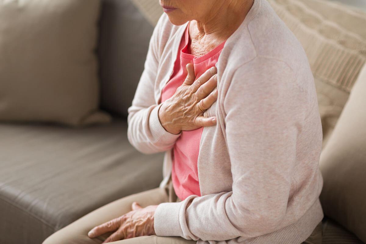 Herzschwäche durch Klappenfehler