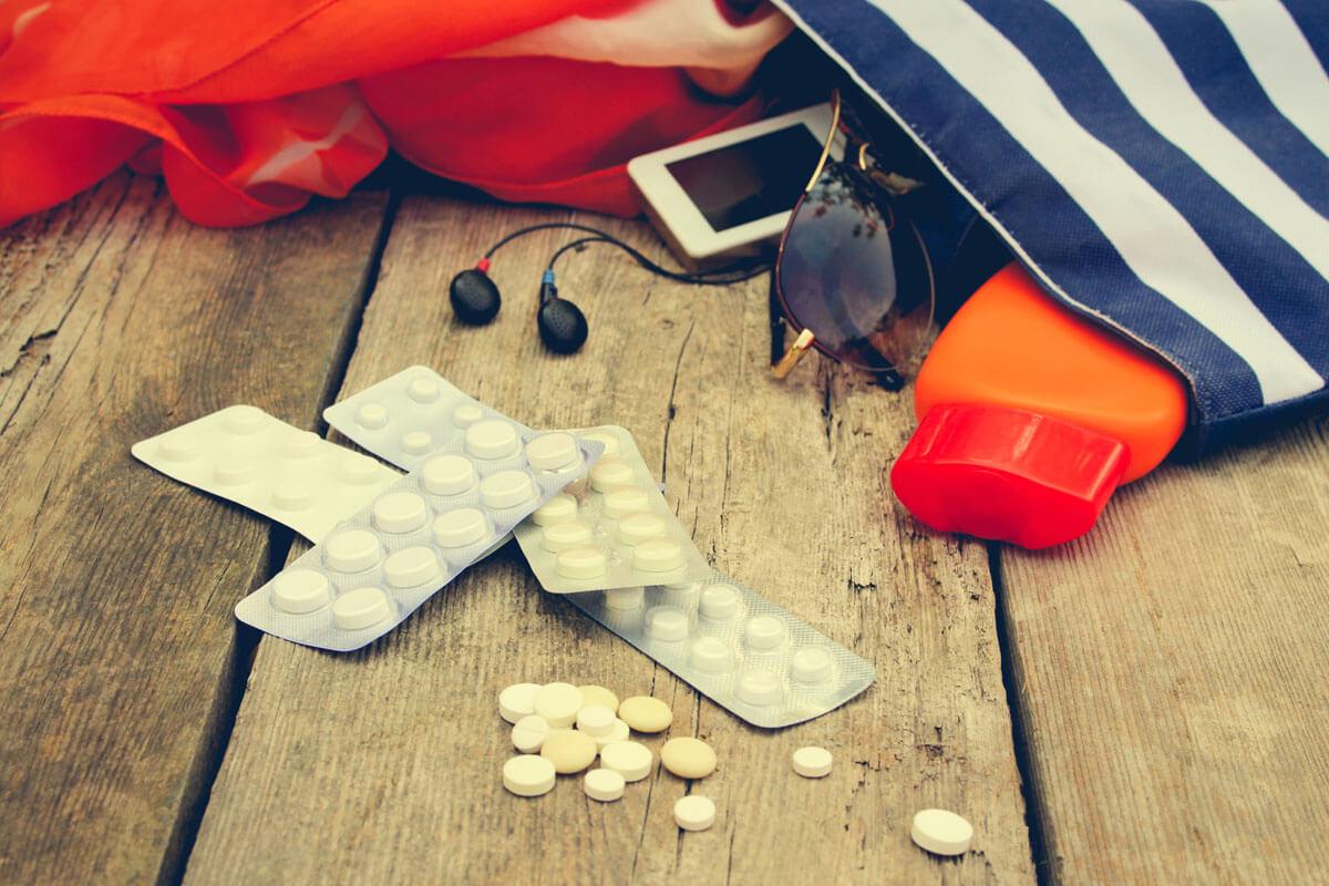 Hitze verändert Medikamentenwirkung