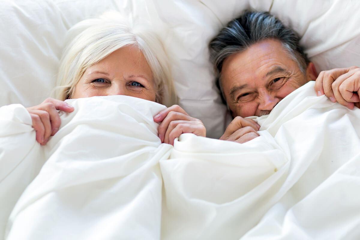 Länger leben mit Sex