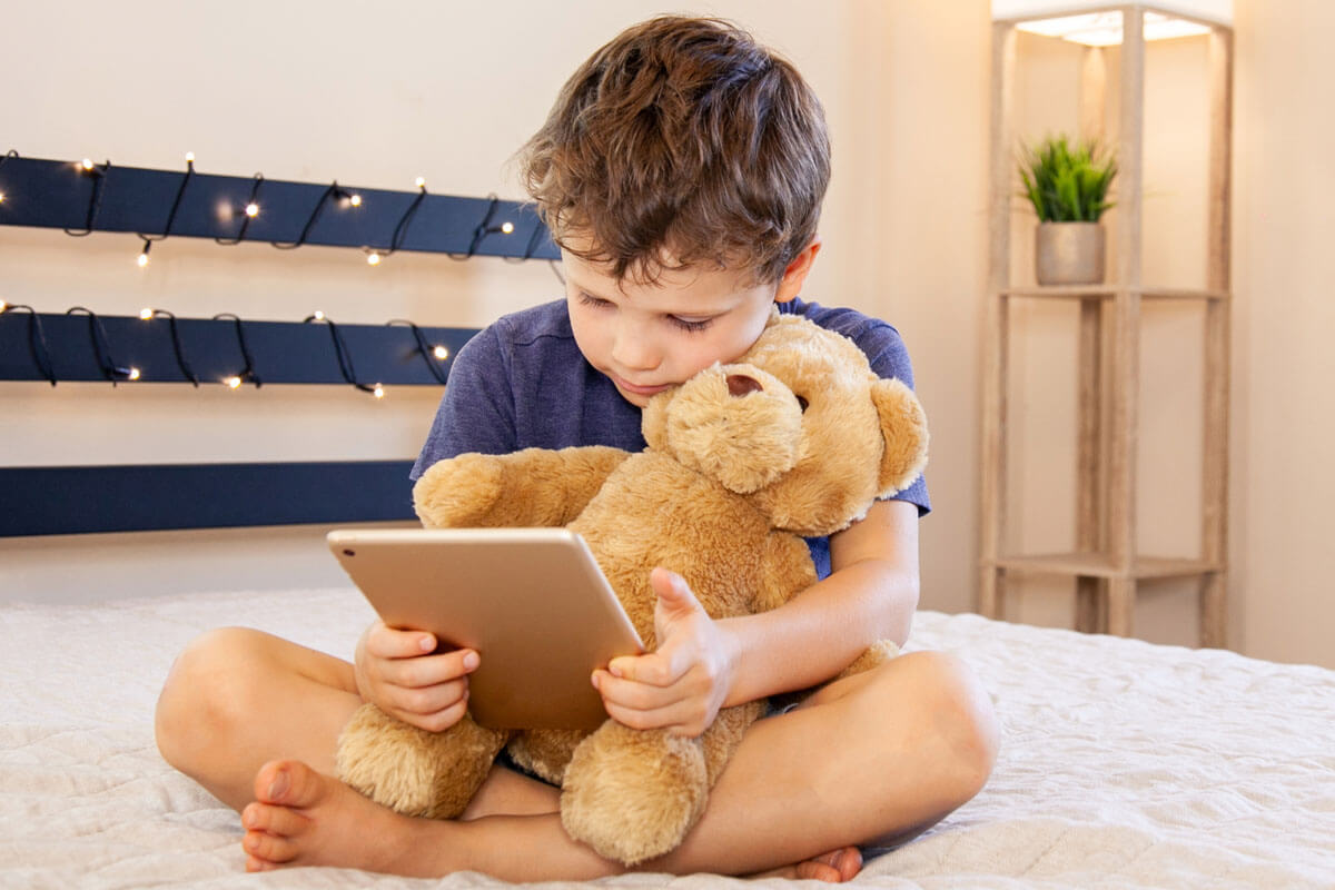 Lern-App hilft beim Lesen-Lernen